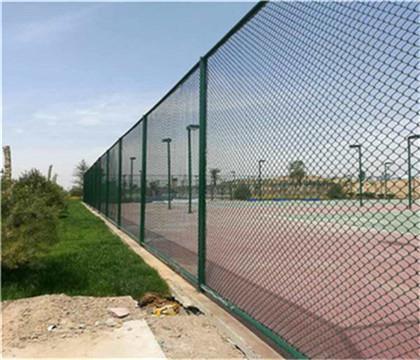 编制式球场围网产品报价 编制式球场围网表面处理