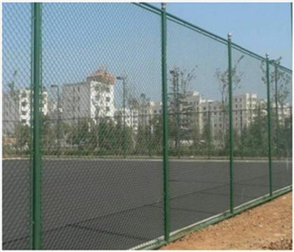 两道杠的编制网球场围网厂家包括安装指导