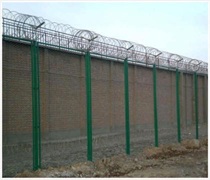 监狱防护网产品材质 监狱防护网产品常用规格