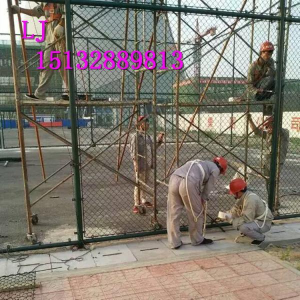 渝北区网球场围网产品规格施工方案介绍