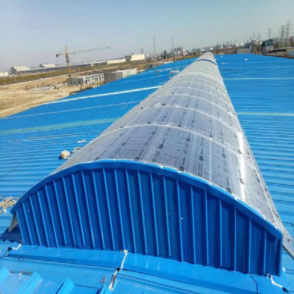 长沙飞机场天窗构造