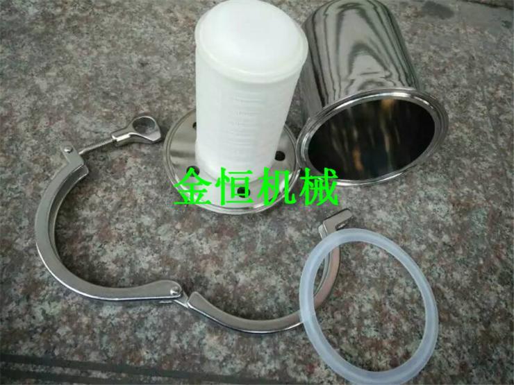 卫生级呼吸器 不锈钢无菌呼吸器