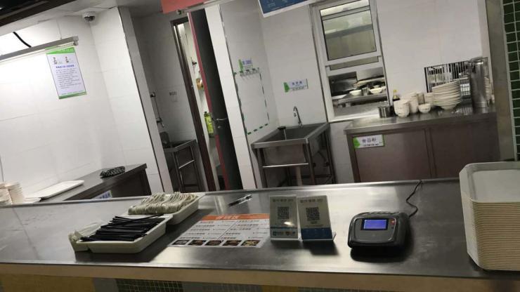 桂林订餐打卡机 一卡通消费打印一体机 订餐打卡机用途