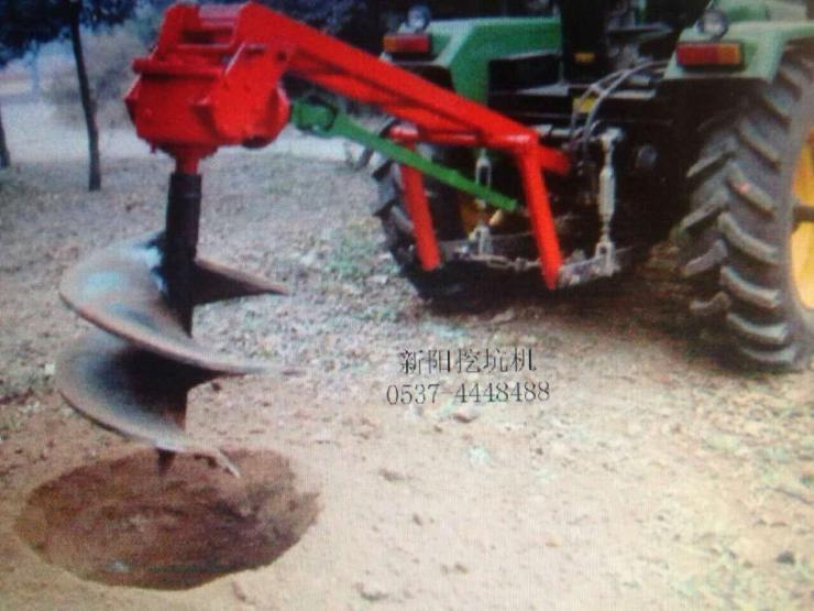 黑龙江果树挖坑机