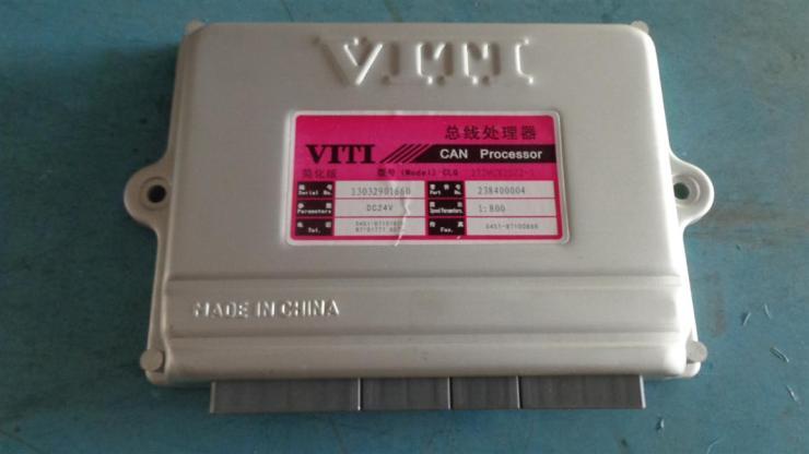 金龙客车总线处理器 模块 238400630 CLQ