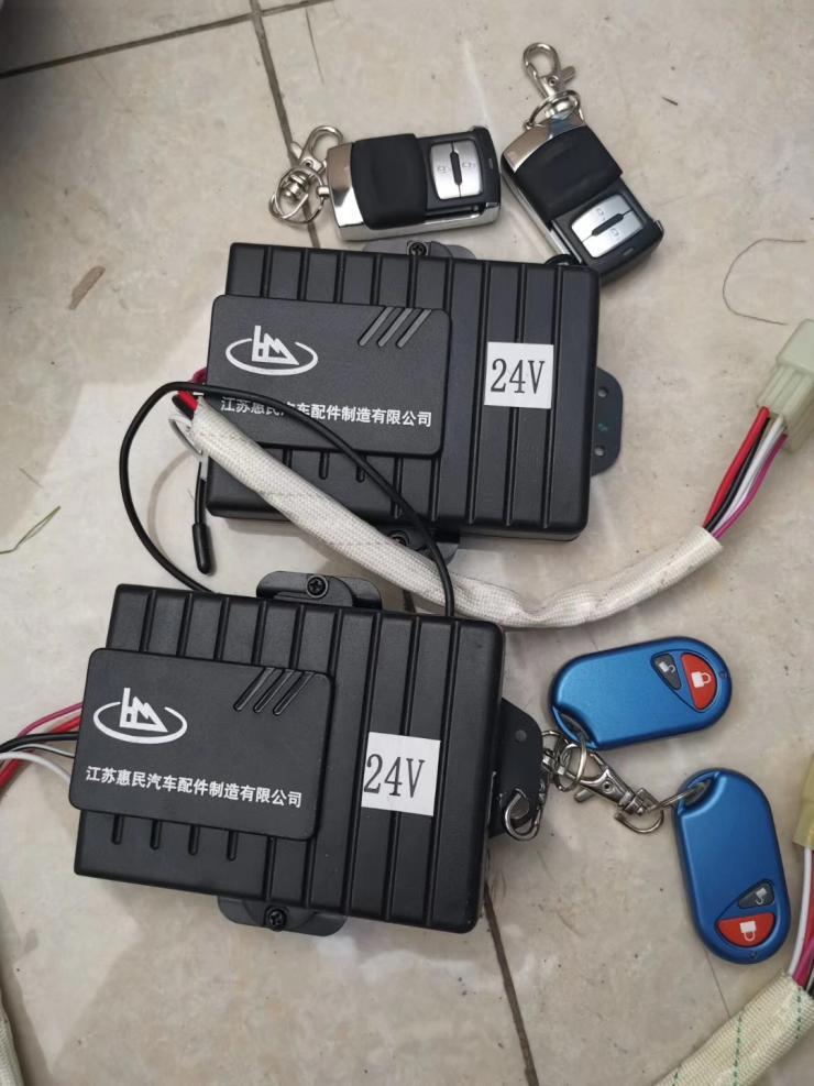 厦门金龙客车遥控器 金旅配件 单门双门乘客门
