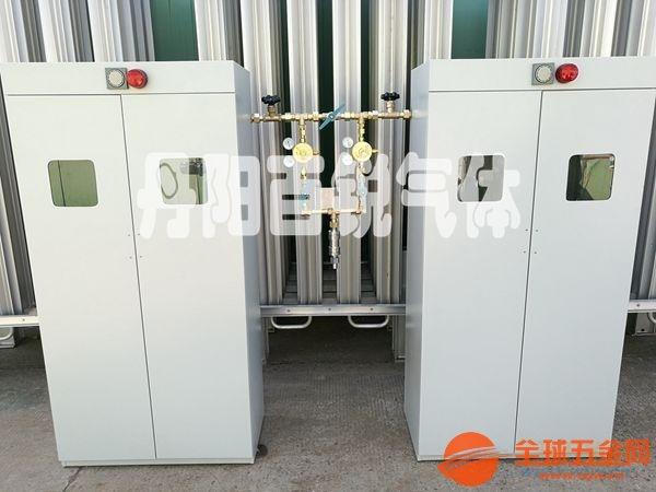 开封氢气带气瓶柜汇流排多年专业生产品牌老厂
