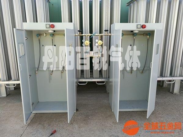 南通氢气带气瓶柜汇流排优质供应商选材精良