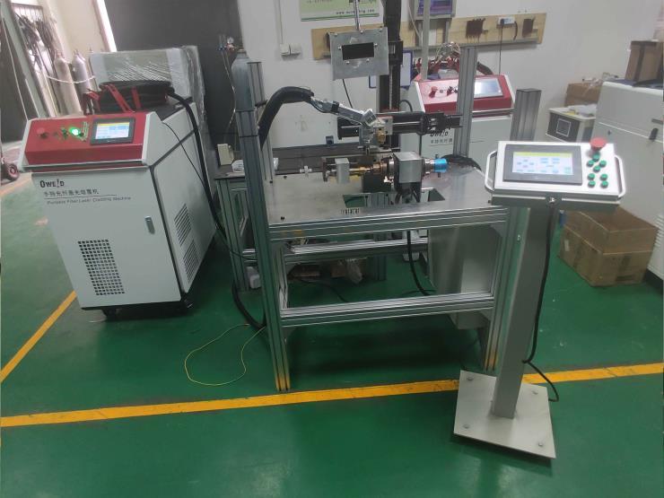多木高速激光熔覆 焊接設備