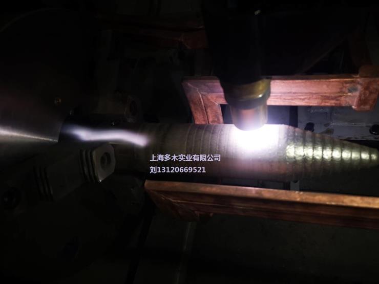 螺旋柱件堆焊修复 等离子粉末堆焊