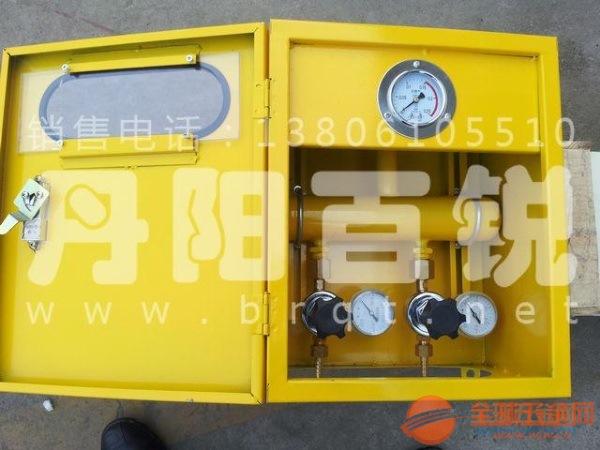 芜湖各类气体接头箱多年专业生产品牌老厂