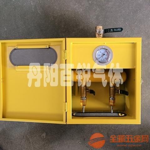 金华燃气天然气气体接头箱专业批发销售安全放心