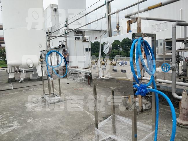 芜湖集格充装平台充灌排