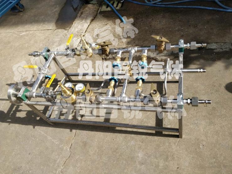 连云港工业氢气排管车氢气减压装置专业批发销售安全放心