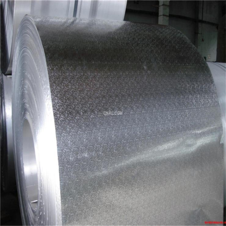 0.5厚度桔皮纹铝卷生产厂家