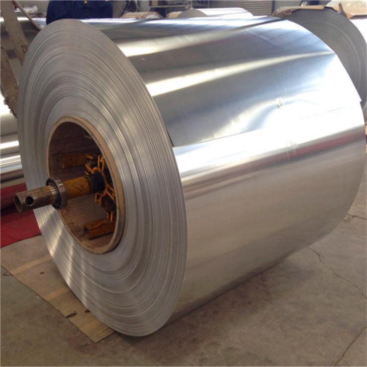 保温0.5个mm毫米厚度铝皮厂家