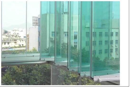 坑梓无框玻璃窗厂家