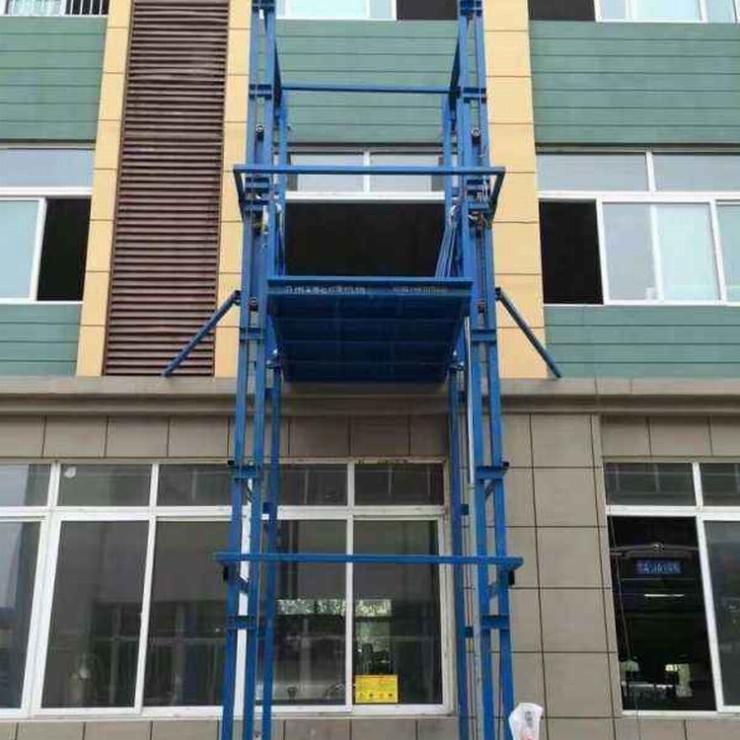 佰旺工廠貨梯廠定制工業工廠廠房車間倉庫物流用升降貨梯