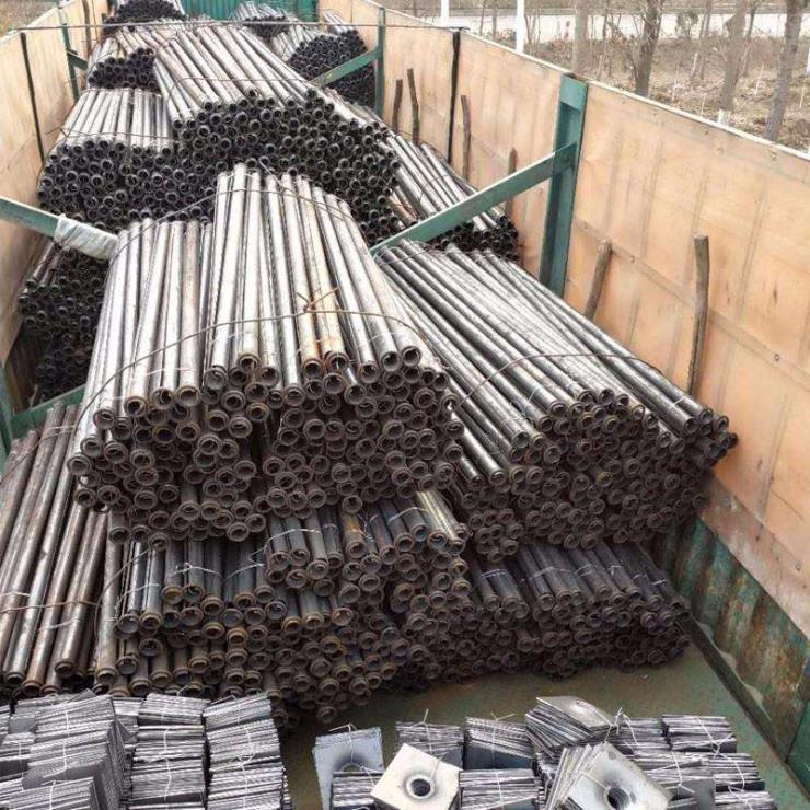 矿用支护管缝锚杆 隧道支护锚杆