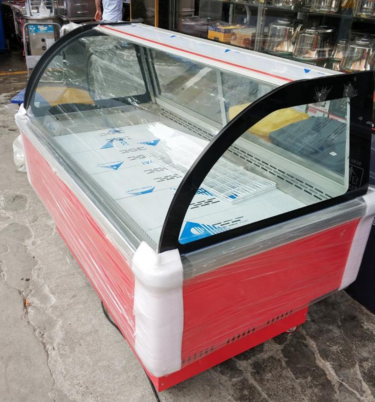 深圳绝味鸭脖熟食卤菜冷藏柜