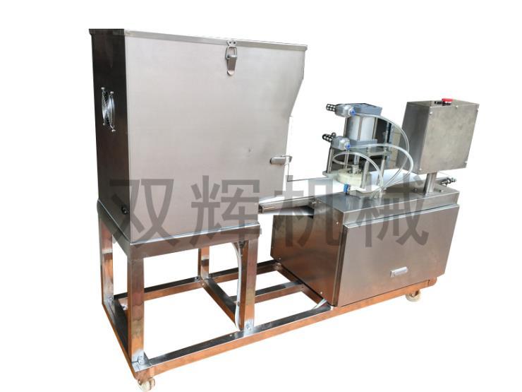 厂家直销糯米鸡饭团拍扁机SS-150拍饼机拍饭机可定制