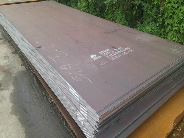 石嘴山耐候钢板加工