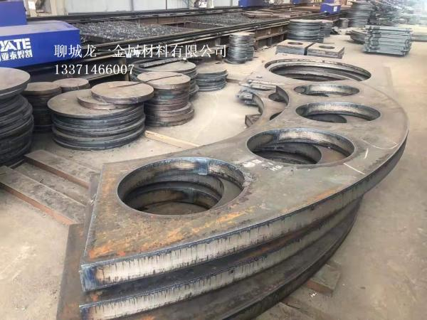 兴安盟40cr钢板价格