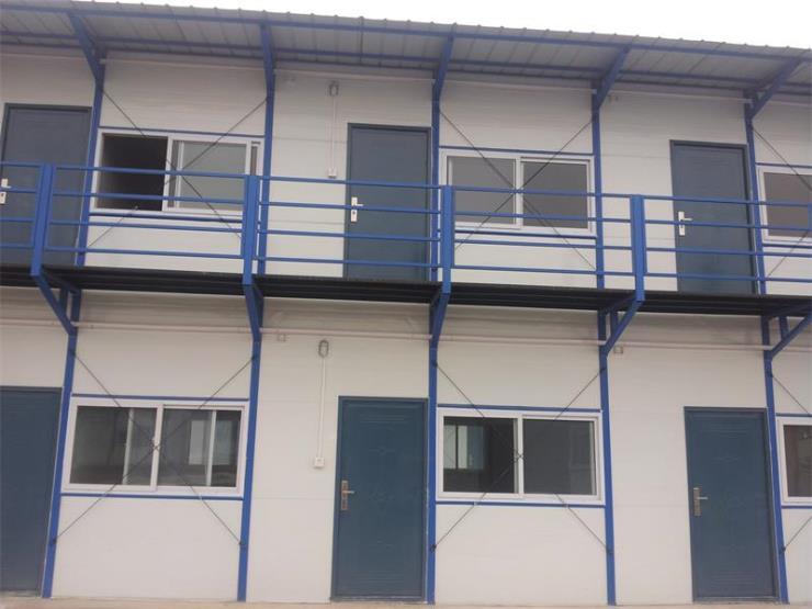 山西忻州岩棉防火活动房五台搭建活动房