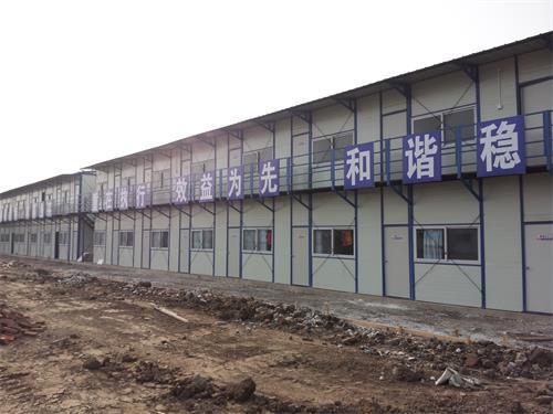 陕西咸阳工地使用活动房杨陵可拆卸集装箱
