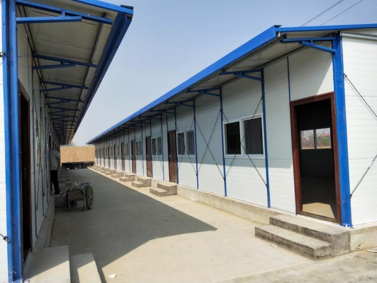 山西太原供应拆装箱式房忻州办公宿舍临建房阳光房搭建