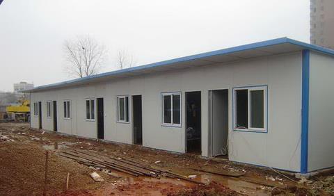 山西高平组装焊接式彩钢房泽州单层双层活动房价格