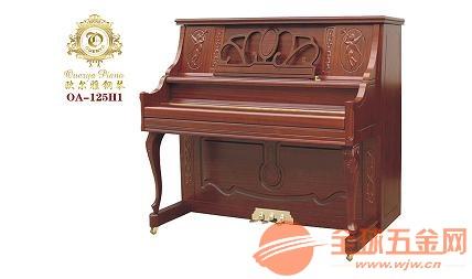 钢琴批发-立式钢琴125古典款式
