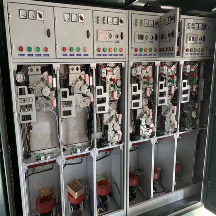 xgn―15开关柜柜体 东广柜架xgn15固体环网柜柜体