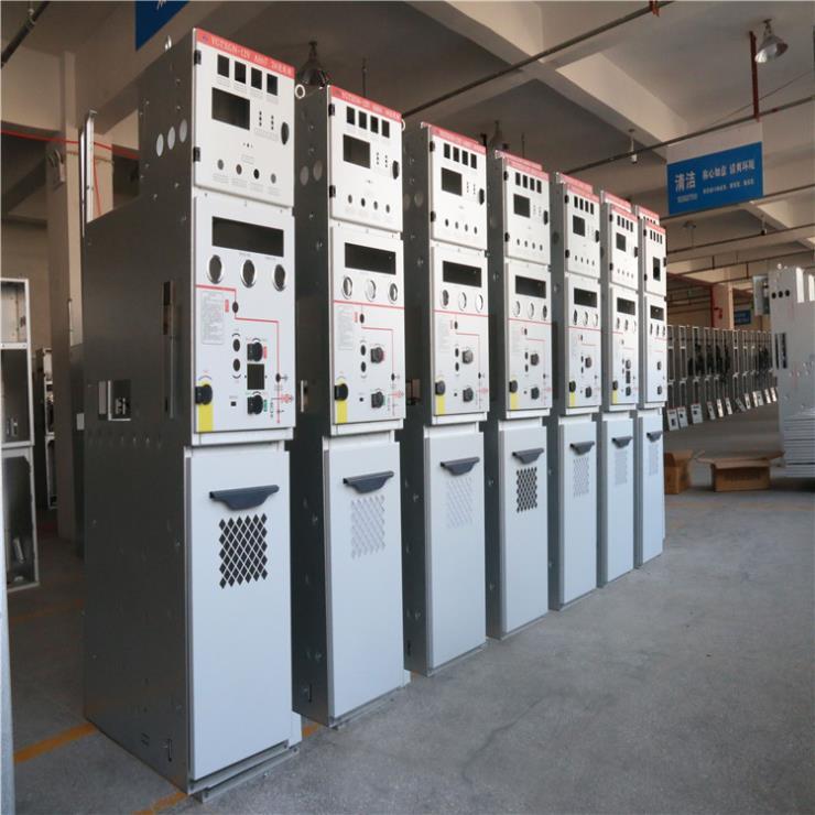 高压开关柜柜体-固体环网柜-封闭式环网柜柜体