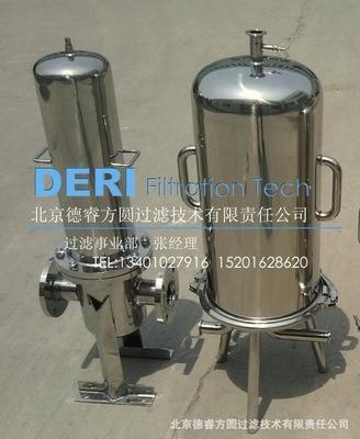 设计加工定做高压气体过滤器,耐高压空气气体过滤器