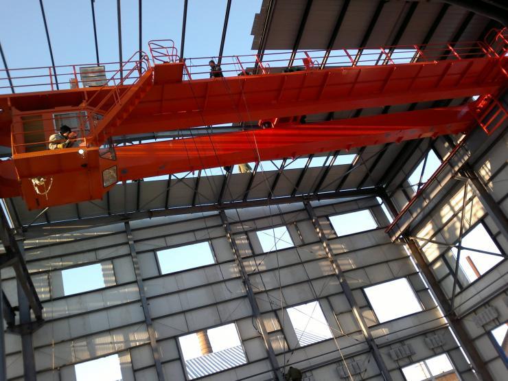 新聞:10噸橋式起重機√110噸門式起重機