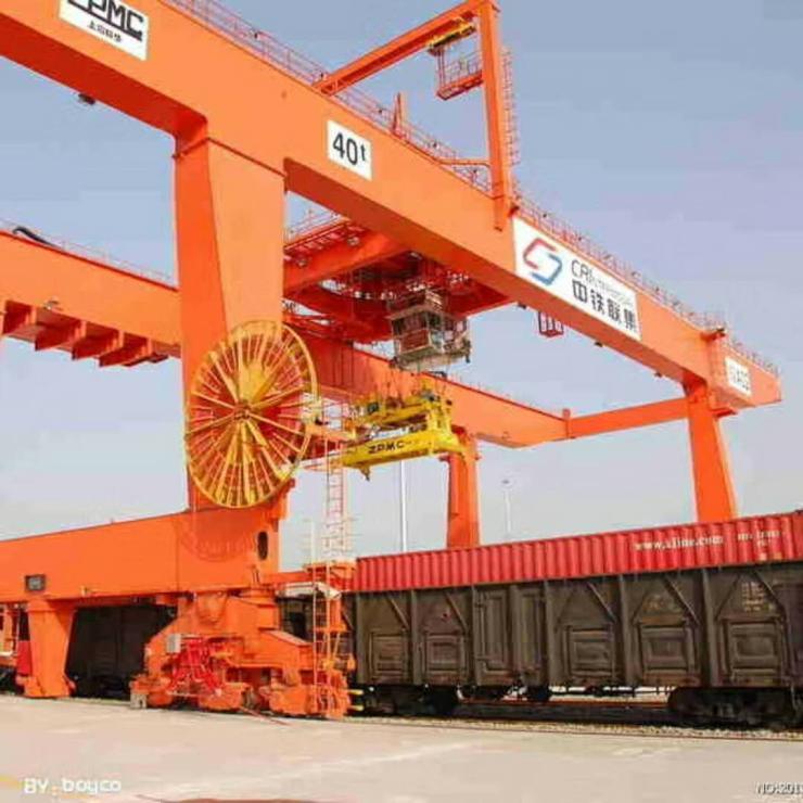 新闻:1吨双梁门式起重机√50吨龙门起重机