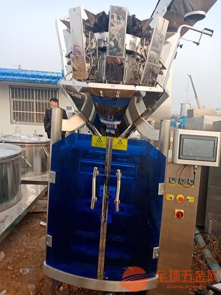 二手全不锈钢多功能全自动颗粒粉末灌装包装机
