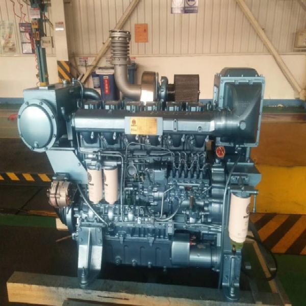 潍柴530马力柴油机机体四配套优质经销商