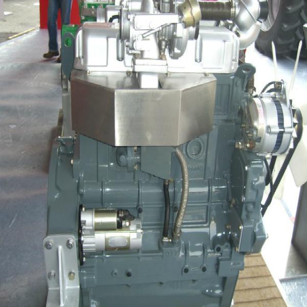 4100离合器发动机详细解读