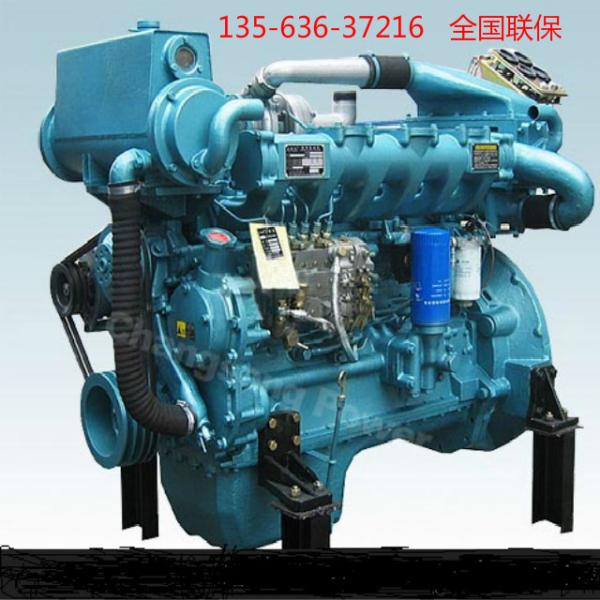 海南潍柴4100发动机增压器
