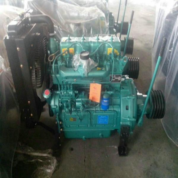 缙云县一拖4105装载机柴油发动机