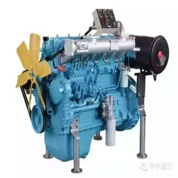 上海潍柴4105小铲用柴油发动机