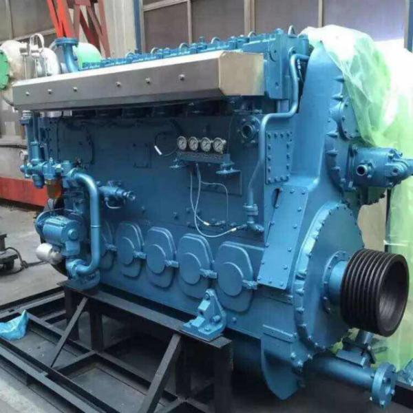抚松县一拖4108小挖机柴油发动机
