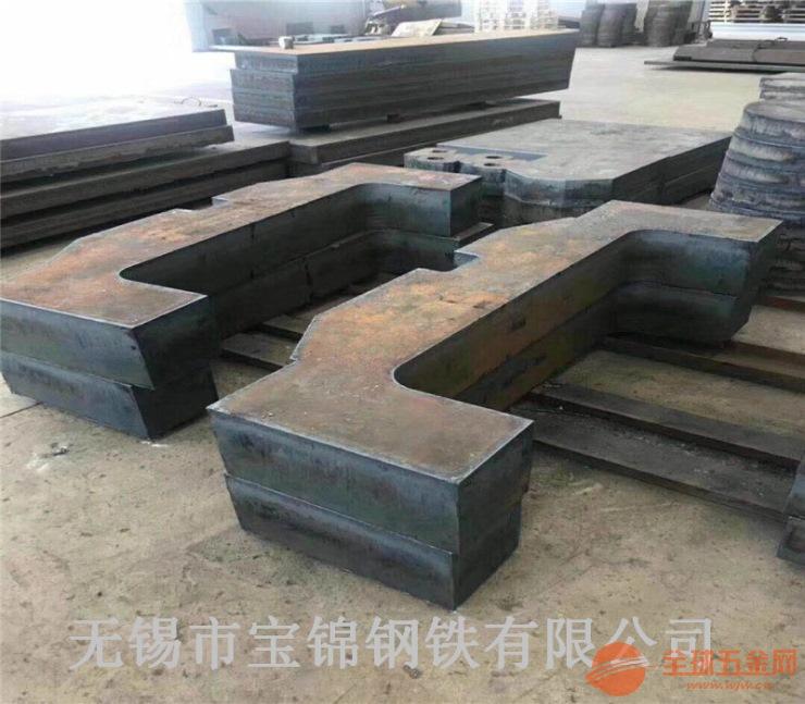 钢板零割异形件加工