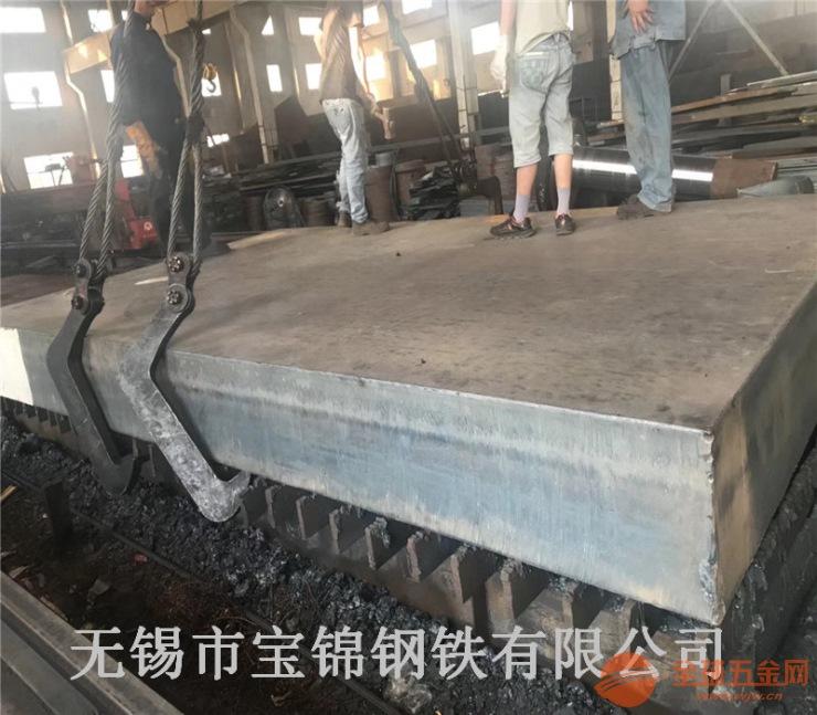 濟寧q345r容器板鋼板切割