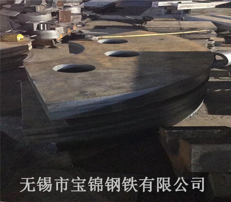 合肥钢板切割异形件