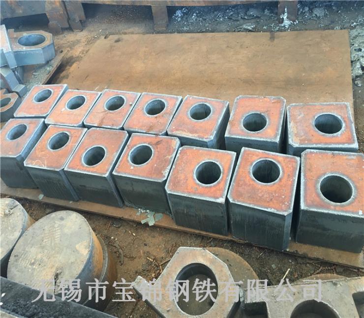 宿迁q345r容器板钢板切割