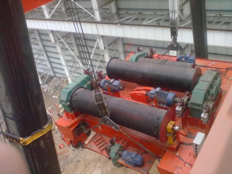 新闻:富拉尔基区行吊桁吊√河南矿山起重机使用条件