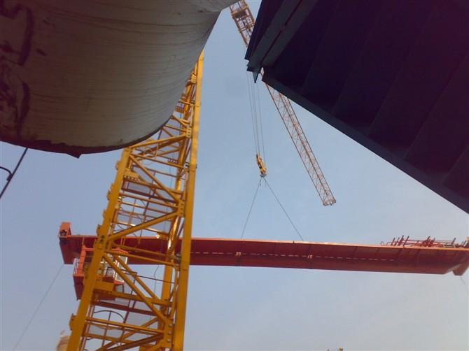 新闻:XiengKhouang川圹电磁桥式起重机安装改造